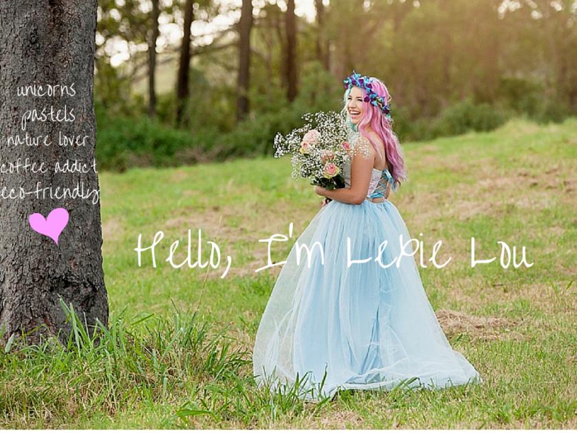 Hello, I'm Lexie Lou