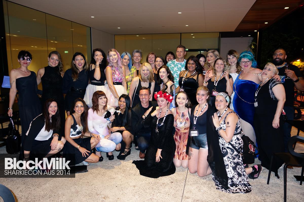 SharkieCon Australia 2014!