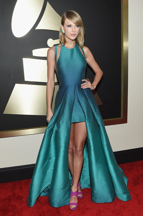Taylor Swift with Elie Saab